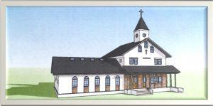 新会堂イメージ図