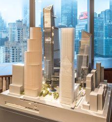 Hudson Yards Amazing Model