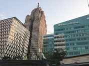 Detroit Skyline 3 2014