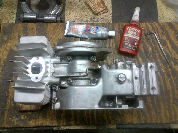Puch E50 70cc Kit