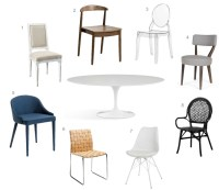 A new tulip table & chair choices | To Make A Home