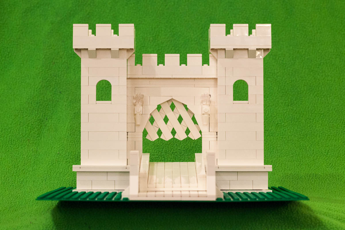 how to make a simple lego sofa circle furniture i came build my castle part ii the nuno blog