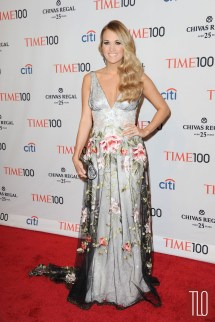 Carrie Underwood at the Time 100 Gala