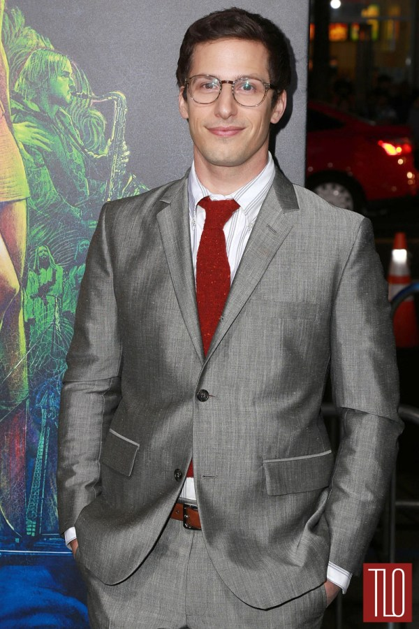 "' Andy Samberg ""inherent Vice"" Los Angeles Premiere Tom Lorenzo"