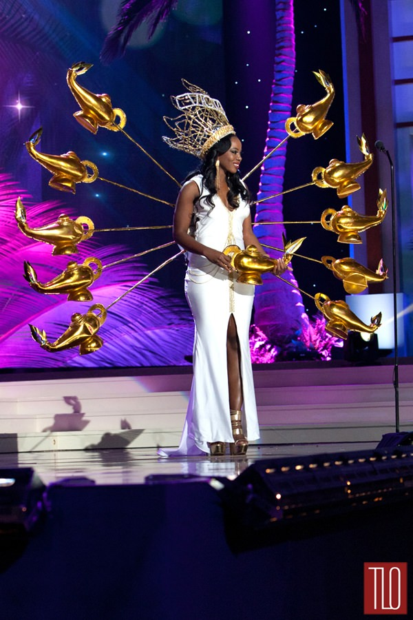Miss Universe National Costumes 2014 Part 3 Warriors