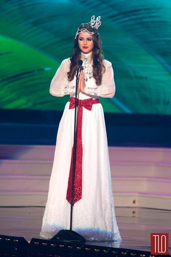 Miss Universe National Costumes 2014 Part 2 Virgins  Brides  Tom  Lorenzo