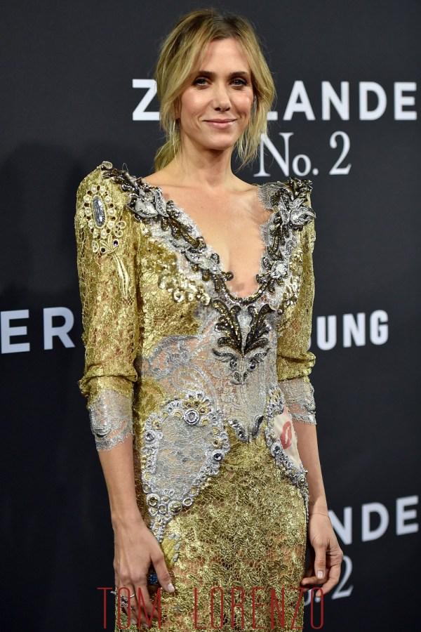 """Kristen Wiig In Marc Jacobs """"zoolander 2"""" World Premiere Tom Lorenzo"""