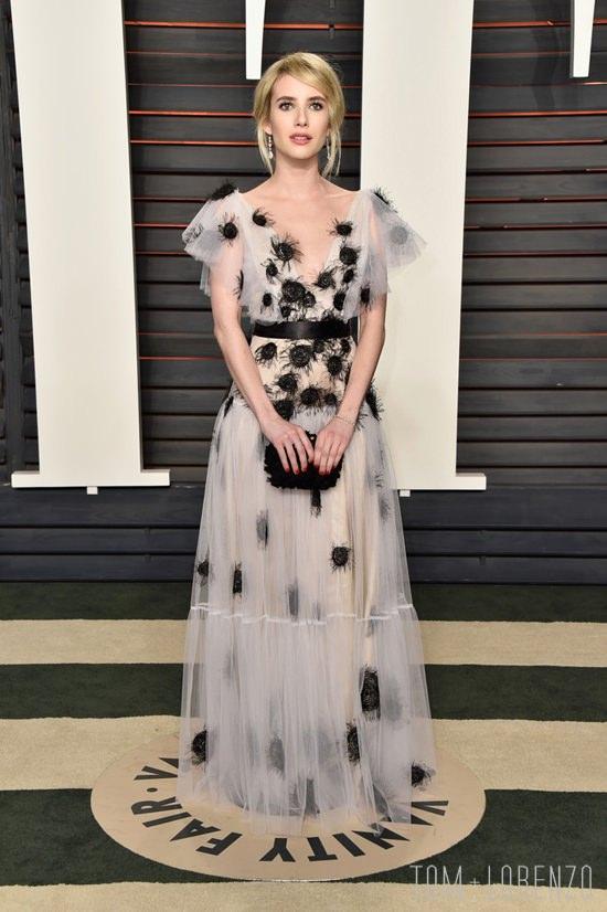 2016 Vanity Fair Oscar Party Red Carpet Rundown Part 1