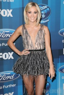 Girl Whut Carrie Underwood In Yanina Couture