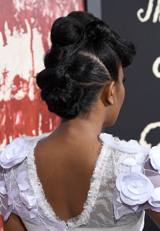 Gabrielle Union In Rodarte At The Birth Of A Nation Los
