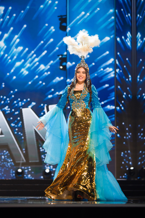 Miss Universe National Costumes 2016 Part 4 Virgins
