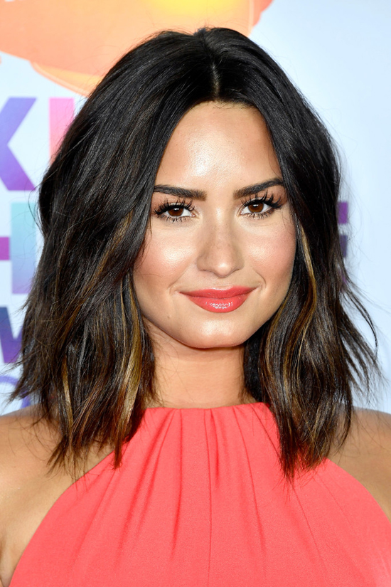 Demi Lovato Introduces A Bold New Fashion Concept At The