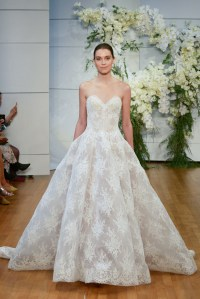 Monique Lhuillier Bridal Spring 2018 Collection | Tom ...