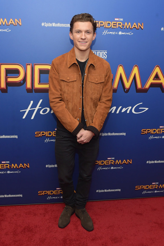 Style File Tom Holland Keeps It Cazh In NYC Tom Lorenzo