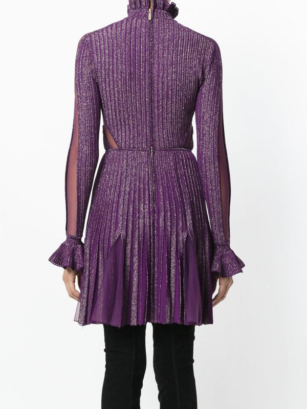 Yara Shahidi Black Dress
