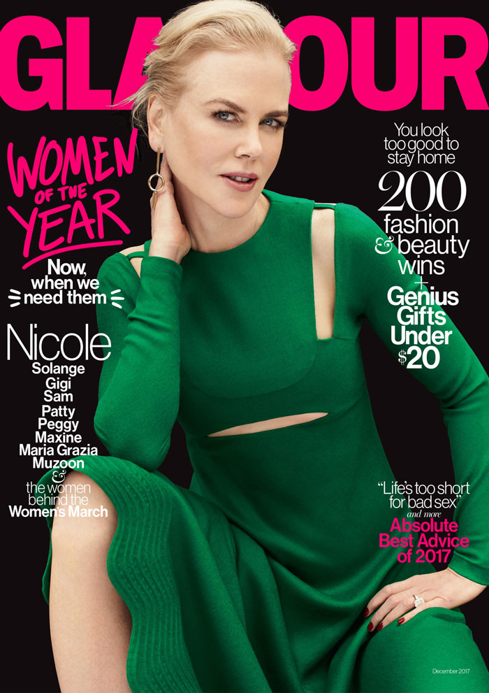 Glamour Magazines Women of the Year Issue  Tom  Lorenzo