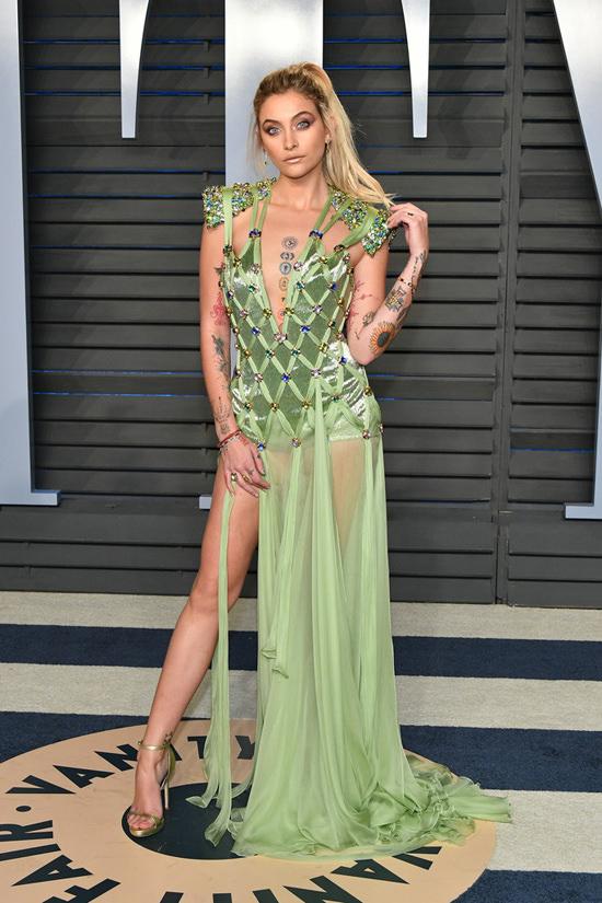 Oscars 2018 The Vanity Fair Party Red Carpet Rundown