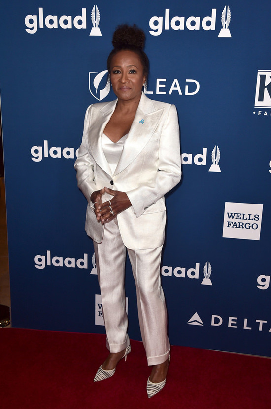 Judging the Divas on the GLAAD Awards Red Carpet  Tom