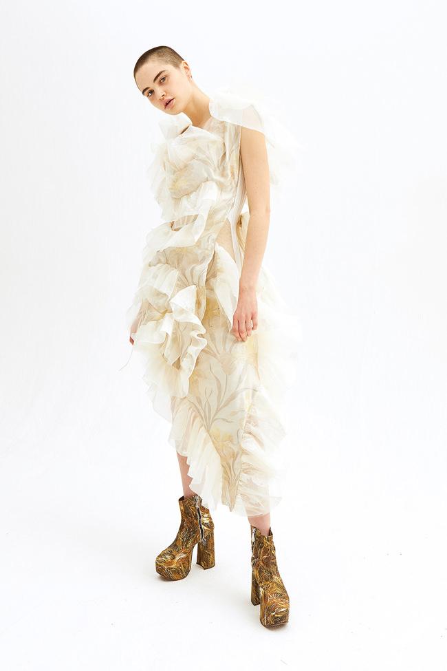 Andreas Kronthaler For Vivienne Westwood Spring 2019