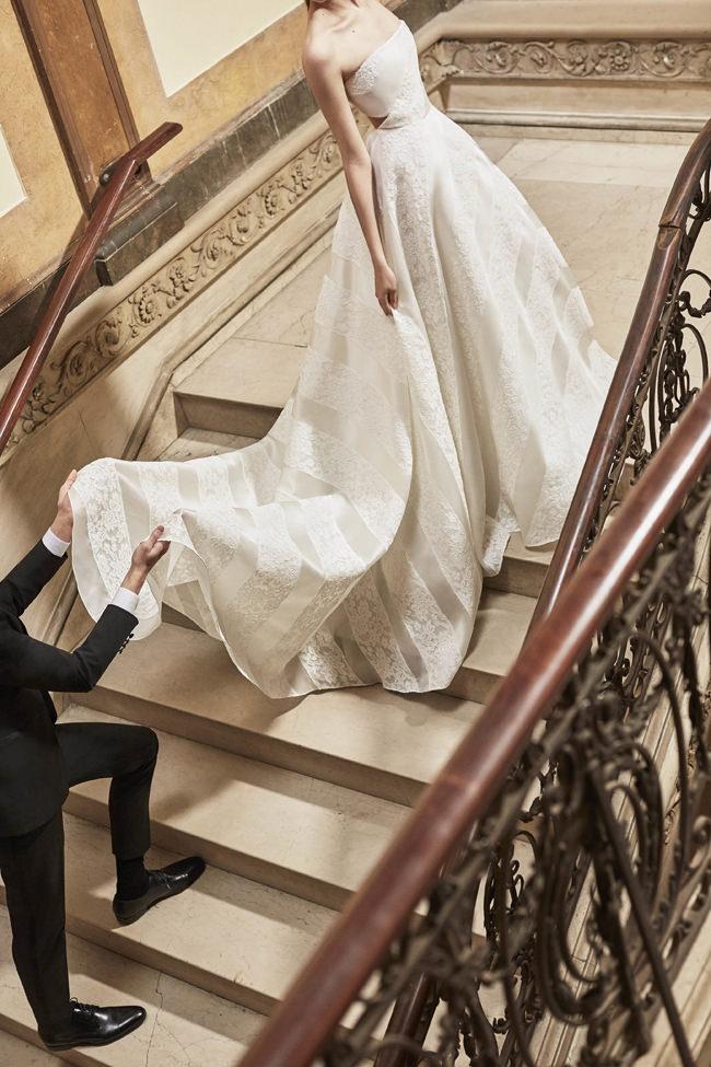 Carolina Herrera Spring 2019 Bridal Collection  Tom  Lorenzo
