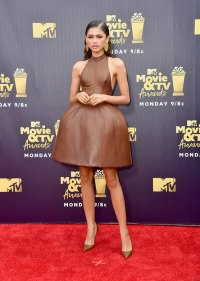 2018 MTV Movie & TV Awards: Zendaya Coleman in Vintage ...