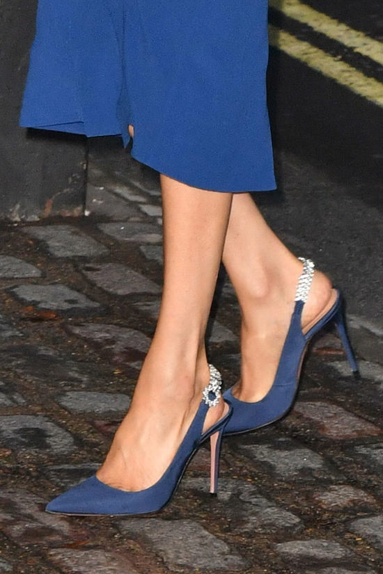 Blue Navy Shoes Red And