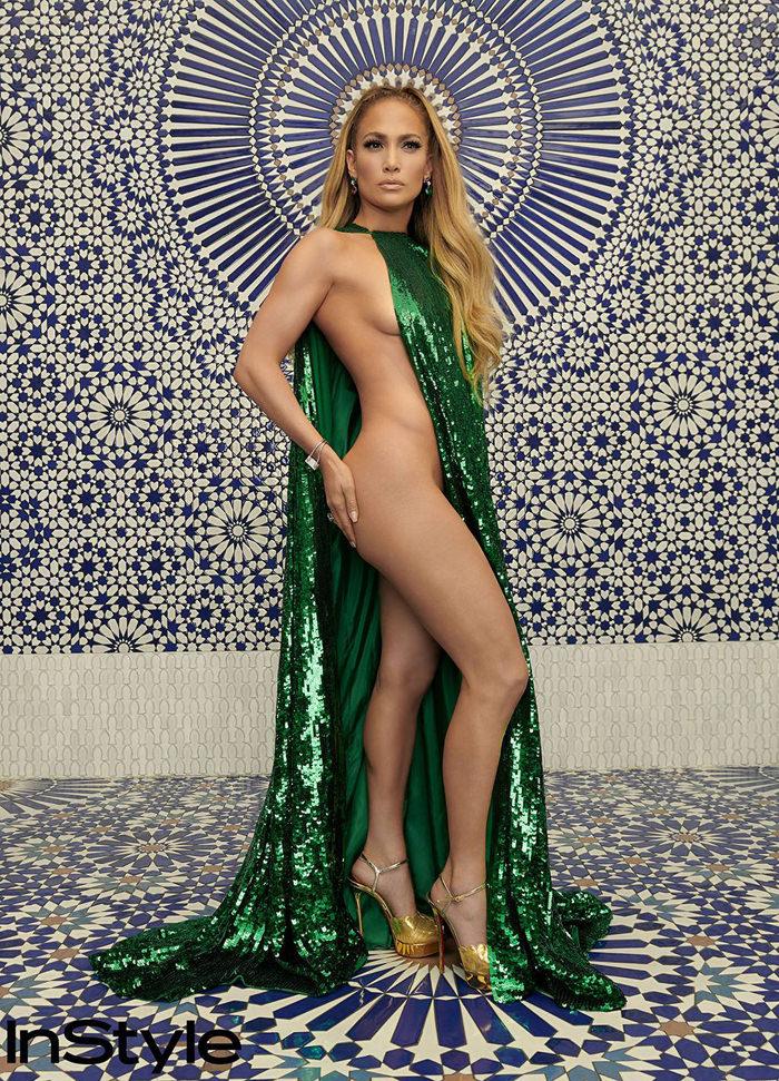 Jennifer Lopez Covers InStyles December Issue  Tom  Lorenzo
