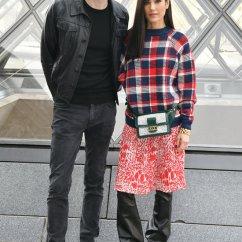 Fall Kitchen Curtains Curtain Panels Louis Vuitton Fashion Show Front Row Red Carper Rundown ...