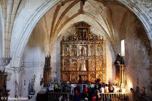 Visita parroquia de Santa María