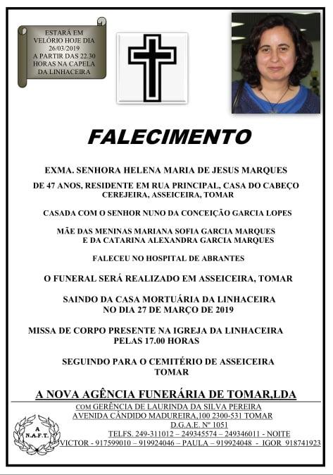HELENA MARIA DE JESUS MARQUES