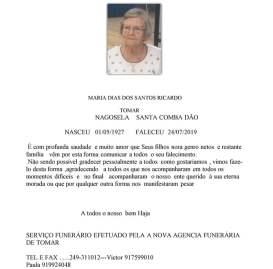 MARIA DIAS DOS SANTOS RICARDO cblam-j7le8-001