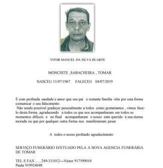 VITOR MANUEL DA SILVA DUARTE