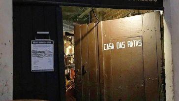foto do dia casa das ratas n