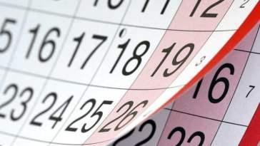 agenda Calendario agenda