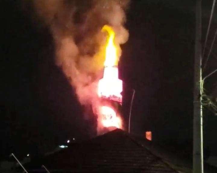 incend chamin