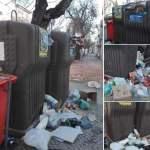 lixo rua arcos