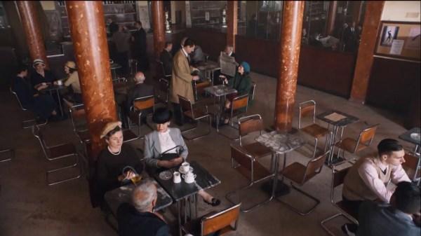 cafe paraiso filme