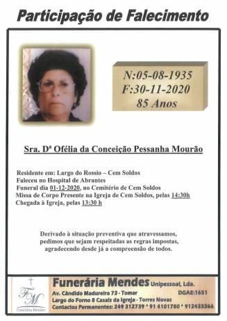 ofélia mourão
