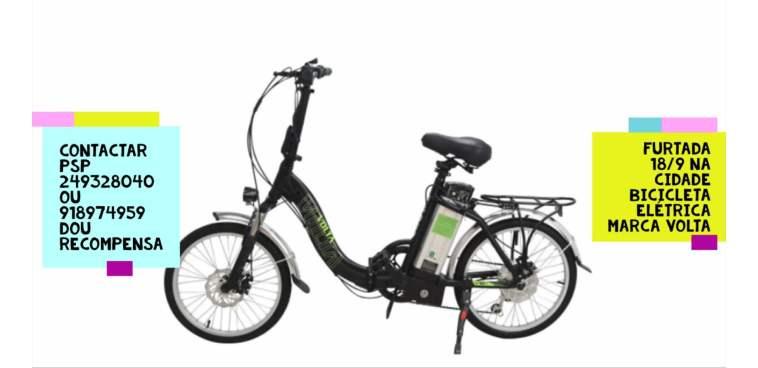 apelo bicicleta FURTADA