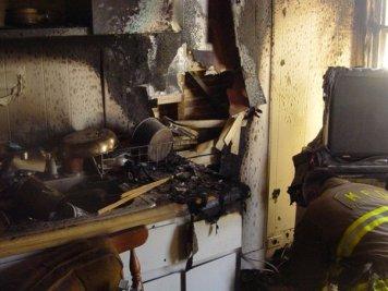 Fire 2003