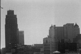 Bent city.