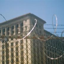 Barbed Wire and Ghost