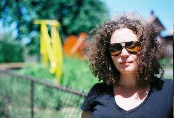 Sarah Rose Sharp, writer, critic, artist.