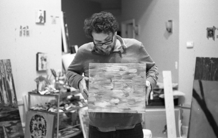 Michael Garguilo, painter, educator.