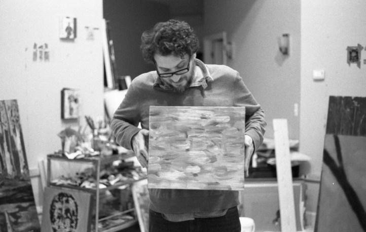 Michael Garguilo, painter, educator.