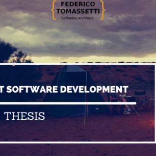 software development thesis