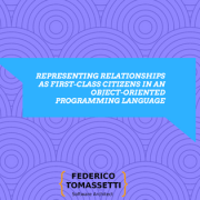 Representing relationships as first-class citizens in an Object-oriented programming language