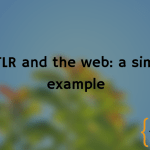 ANTLR and the web: a simple example