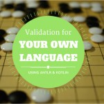 Building a compiler for your own language: validation