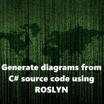 Generate diagrams from C# source code using Roslyn